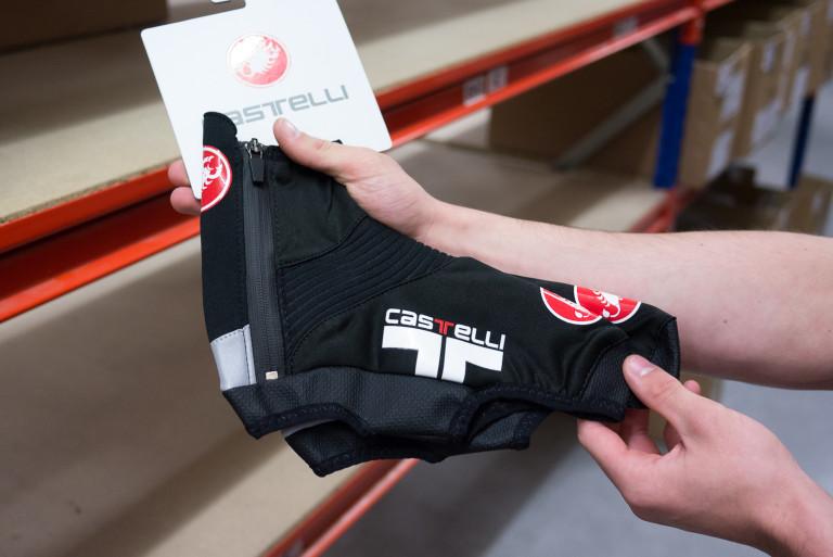 Castelli Narcisista shoe cover