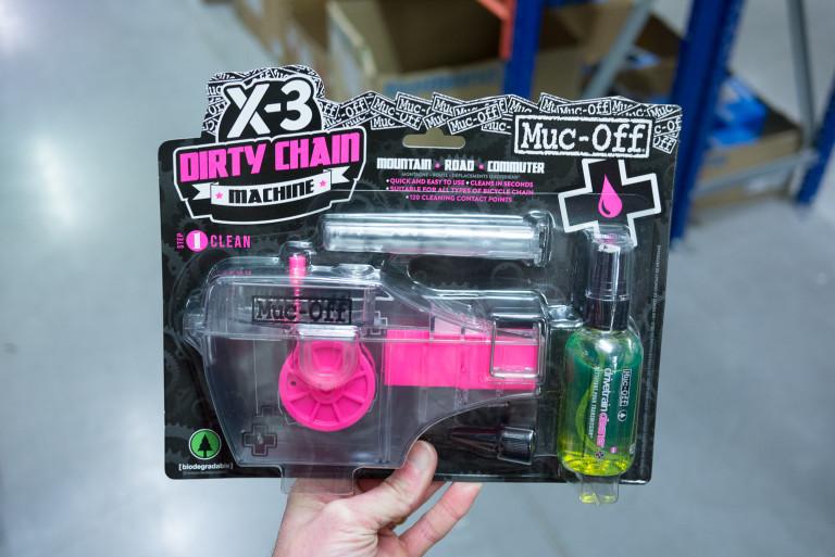 Muc-Off X3 chain cleaner