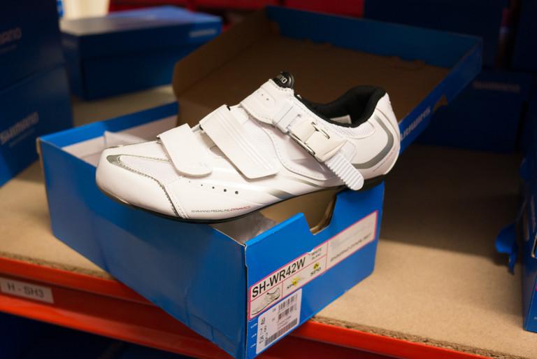 Shimano Womens WR42 SPD-SL shoes
