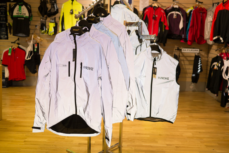 Proviz REFLECT360 jackets and gilets