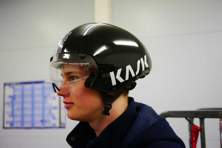 Kask Bambino Pro Time Trial Helmet