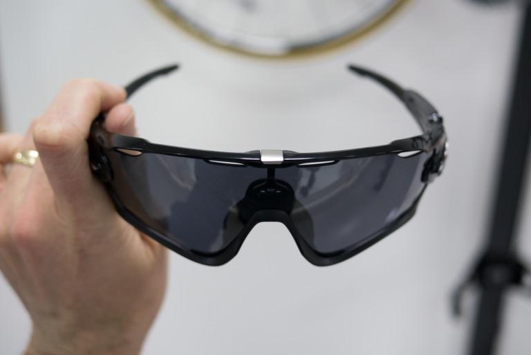 Oakley Jawbreaker Iridum Polarized