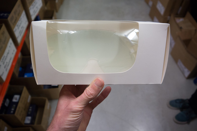 POC Iris DH lens