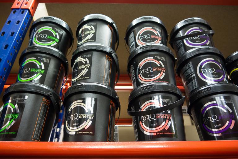 Torq energy drink powder