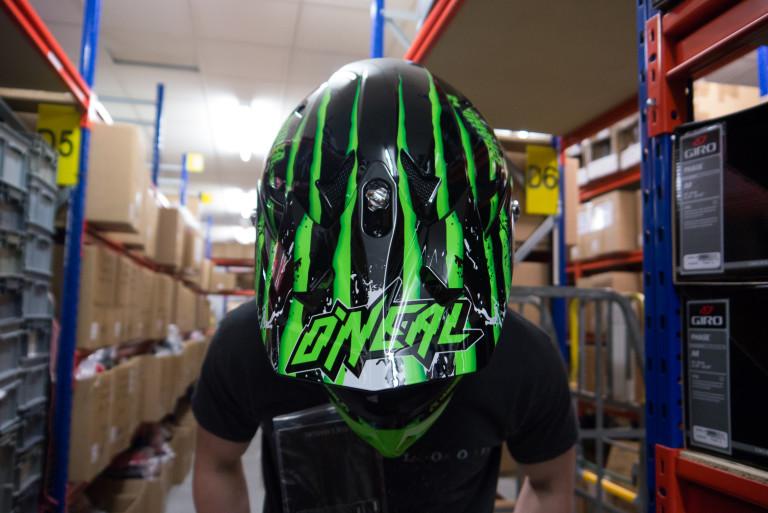 ONeal Fury Fidlock DH helmet