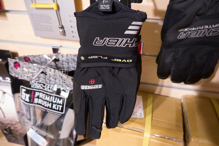 Chiba Express Plus gloves