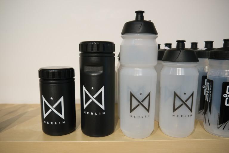 Merlin Tool bottles