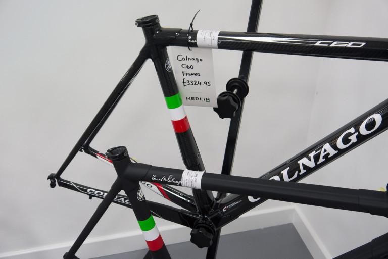 Colnago C60 Italia frames
