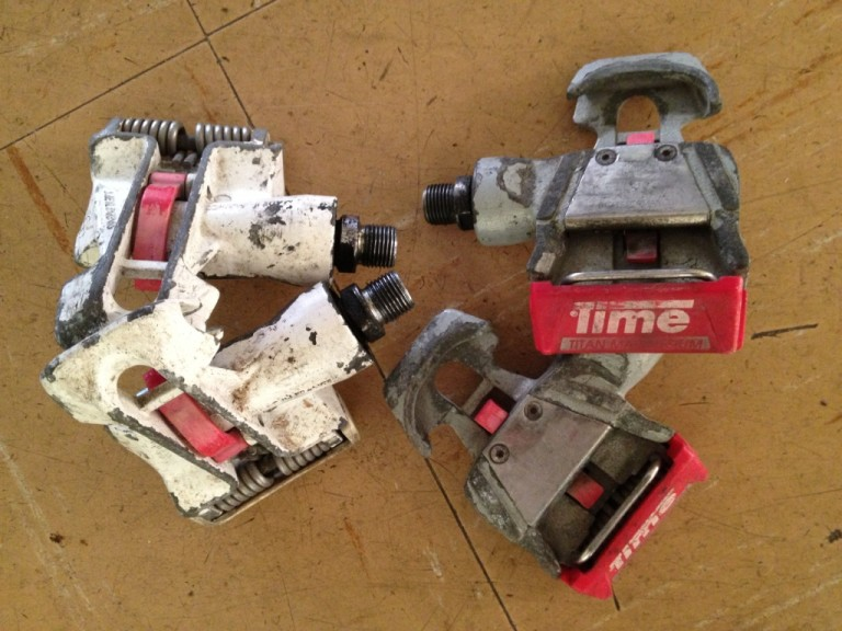 1990s time pedals