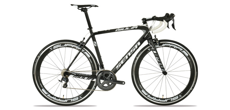 Sensa Giulia Ultegra 6800 Road Bike 2015 LTD Edition