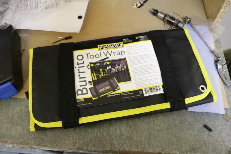 Pedro's Burrito tool wrap