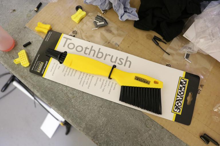Pedro's Toothbrush