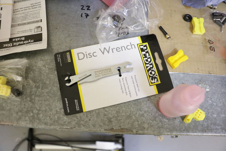 Pedro's Disc Wrench