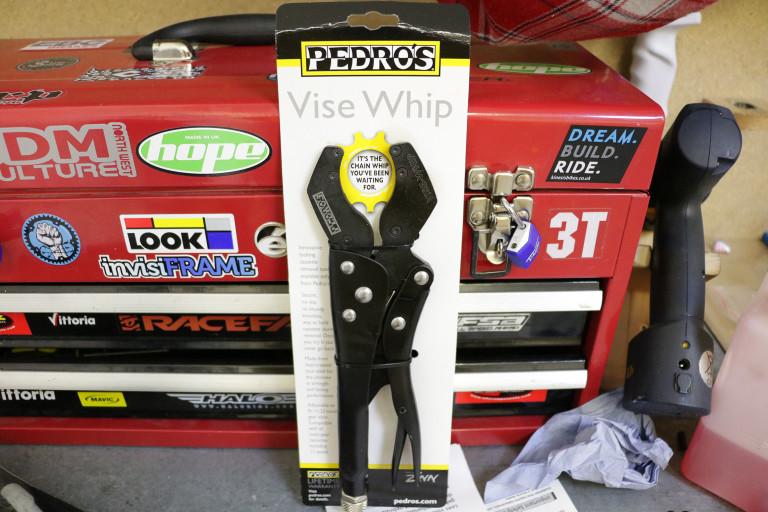 Pedro's VISE Whip