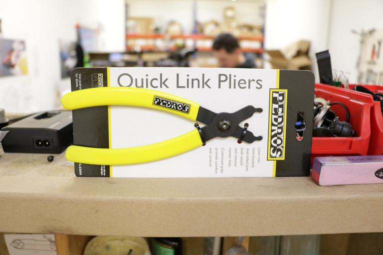 Pedro's Quick Link pliers