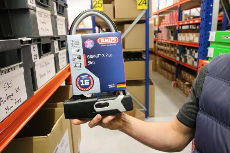 Abus Granit X-Plus 540 lock