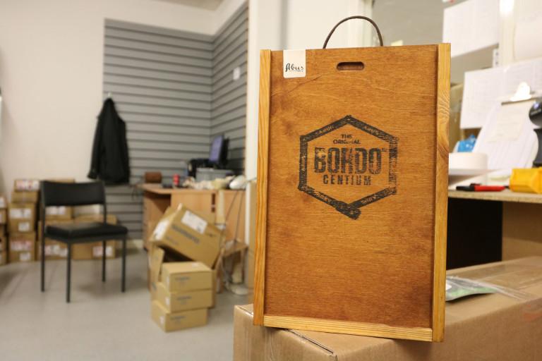 abus bordo centium wooden box