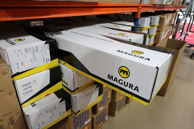 Magura suspension forks