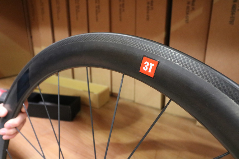 3T Orbis II C50 Team carbon rim