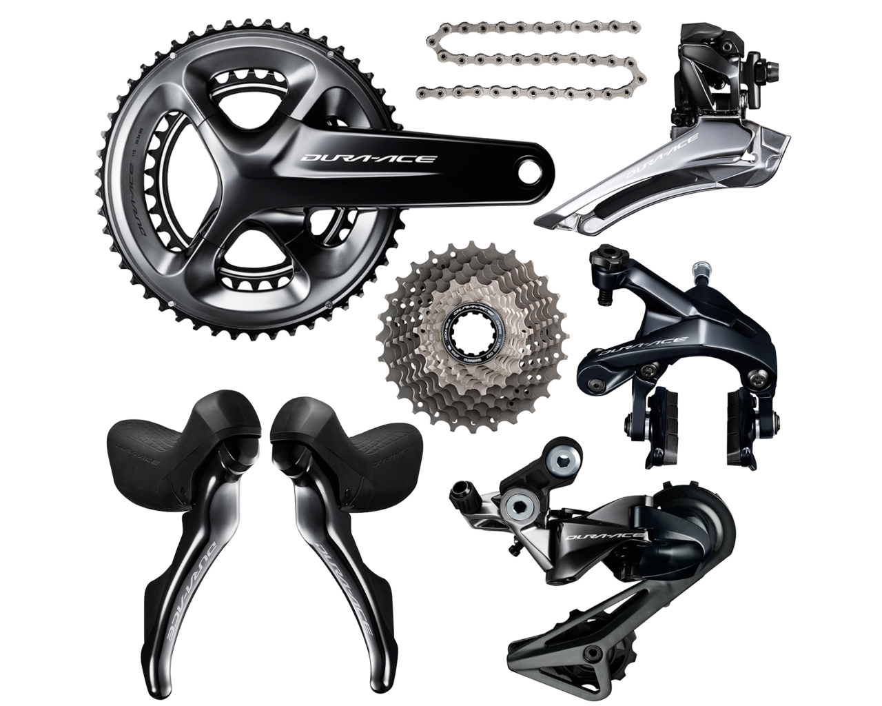 Shimano V Sram Campagnolofight Merlin Cycles Blog Groupset 105 5800 New In Box