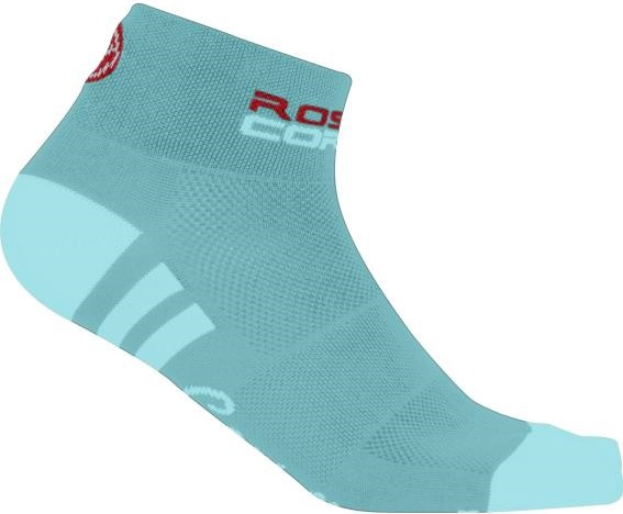 34547 castelli rosa corsa womens socks ss18
