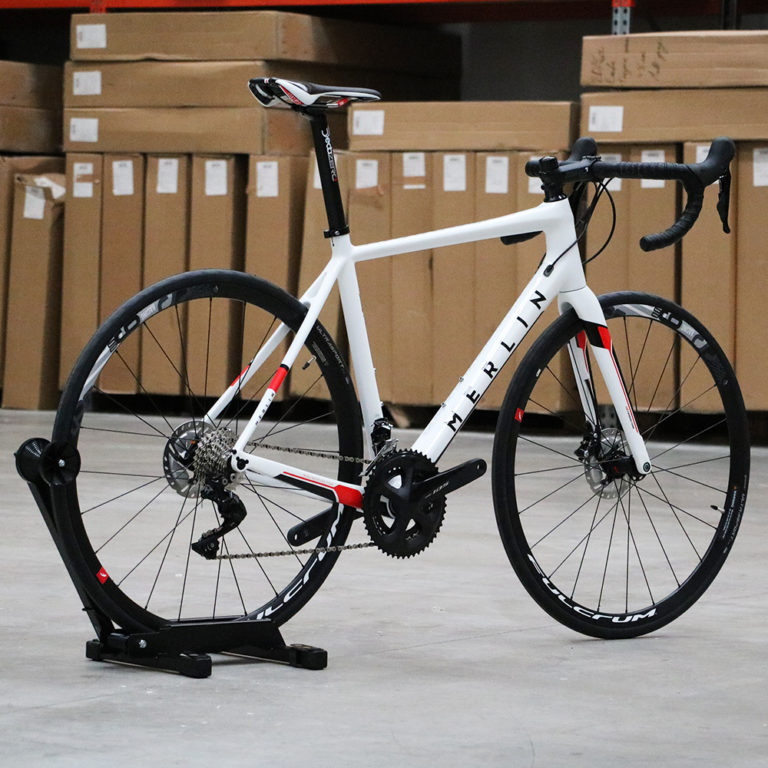 Merlin Cordite 105 R7000 Disc Road Bike