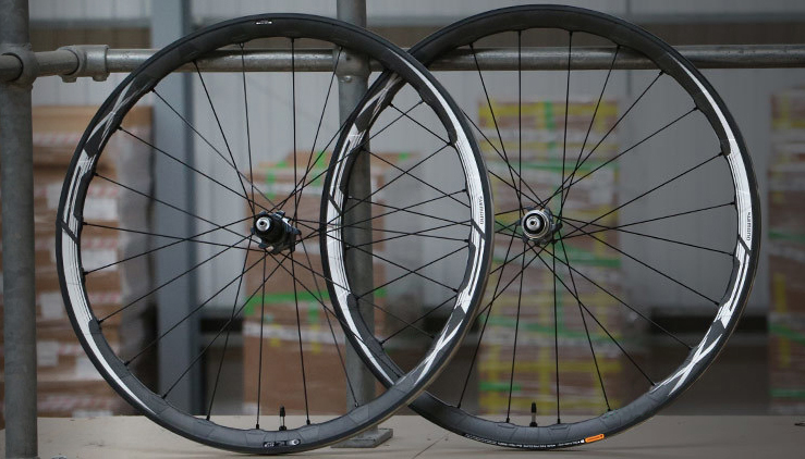 Shimano WH-RX830 Disc Road Wheelset