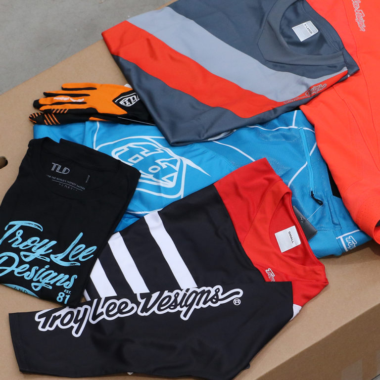 Troy Lee Designs MTB Clothing