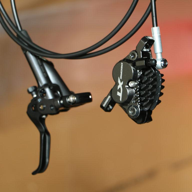 Shimano XT M8020 Front & Rear MTB Brake Set