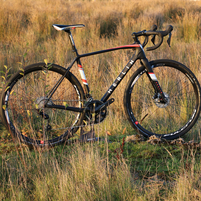 Merlin GX-01 Gravel Bike