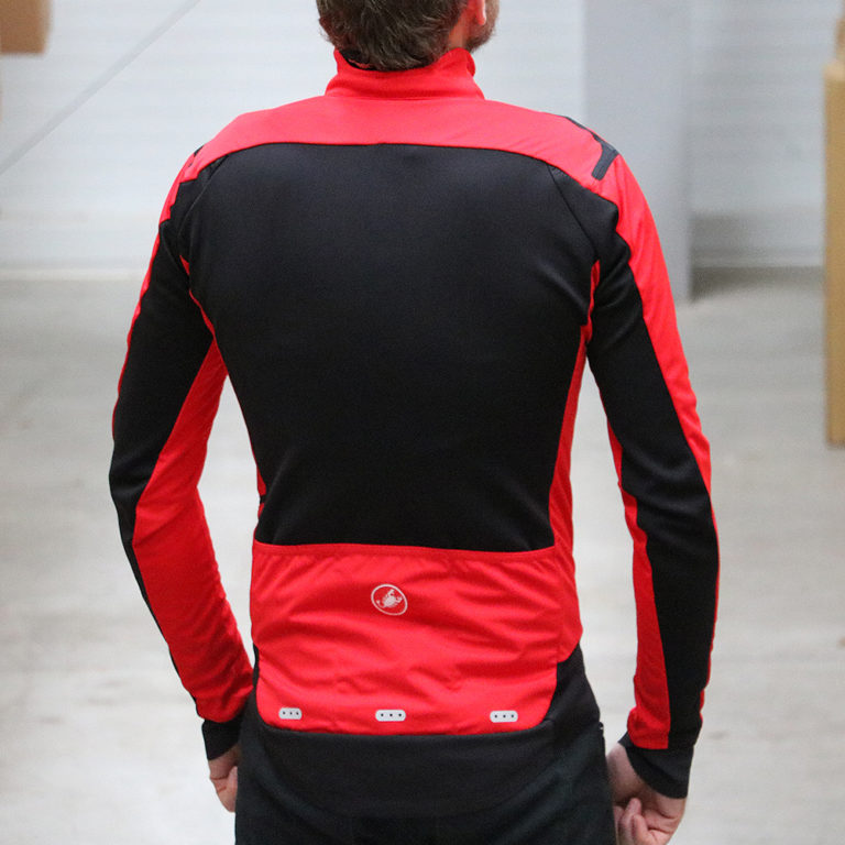 Castelli Alpha RoS Light Cycling Jacket