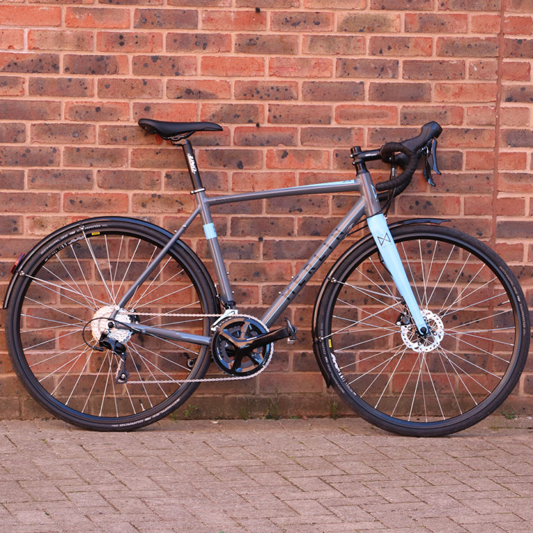 Merlin ROC Disc Road Bike