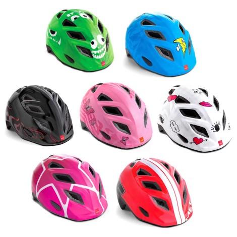 32837 met elfo kids cycling helmet