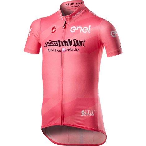 81570 castelli giro 103 kid short sleeve cycling jersey