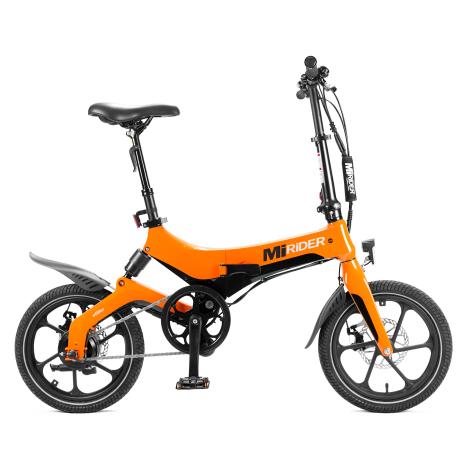 78613 mirider one folding e bike 2020