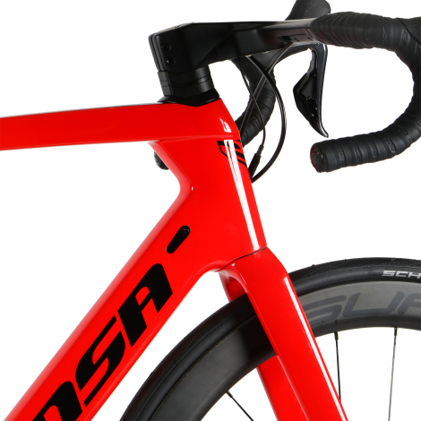 82227 sensa giulia evo disc ultegra di2 carbon road bike 2021