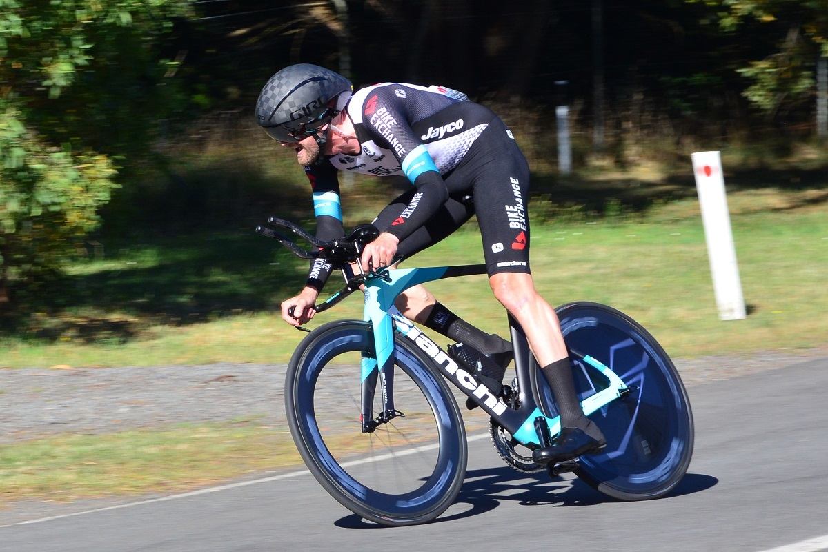 Luke Durbridge Team Bike