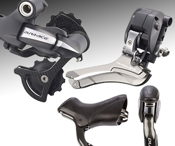 Save up to 70% Shimano Dura-Ace 7970 Di2 Components