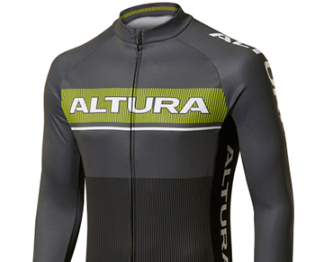 Save 56% Alutra Strada Long Sleeve Cycling Jersey