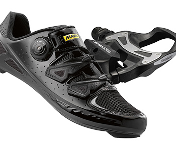 Mavic Shoe & Shimano Pedal Offer