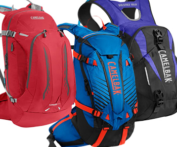 Save up to 52% Camelbak Hydration Packs