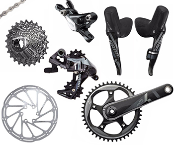 Save 29% Sram Force CX1 Hydraulic Groupset