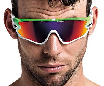Save 26% Oakley Green Fade Sunglasses