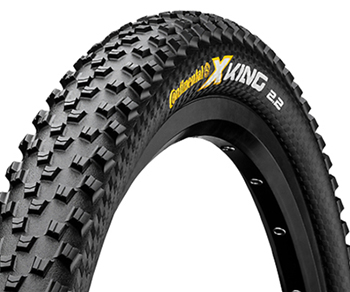 Save 43% Continental X-King MTB Tyres