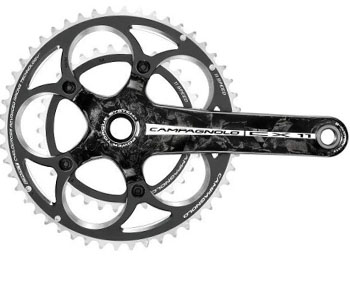 Save up to 65% Campagnolo CX Chainsets