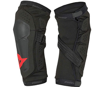 New for 2017 Dainese Pads