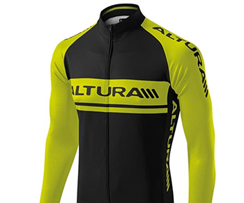 Altura Team Long Sleeved Cycling Jersey