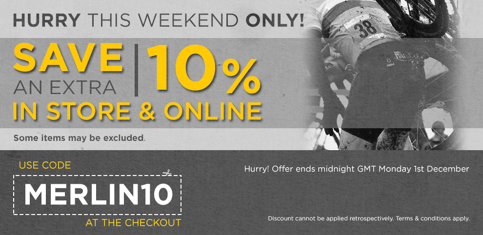 This Weekend Only! Save An Extra 10% On All Online Orders.