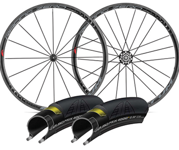 Save 20% Fulcrum Racing Zero Carbon Wheelset With Tyres