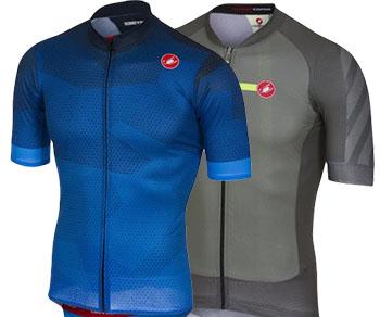 Save Up To 50% Castelli Short Sleeve Jerseys